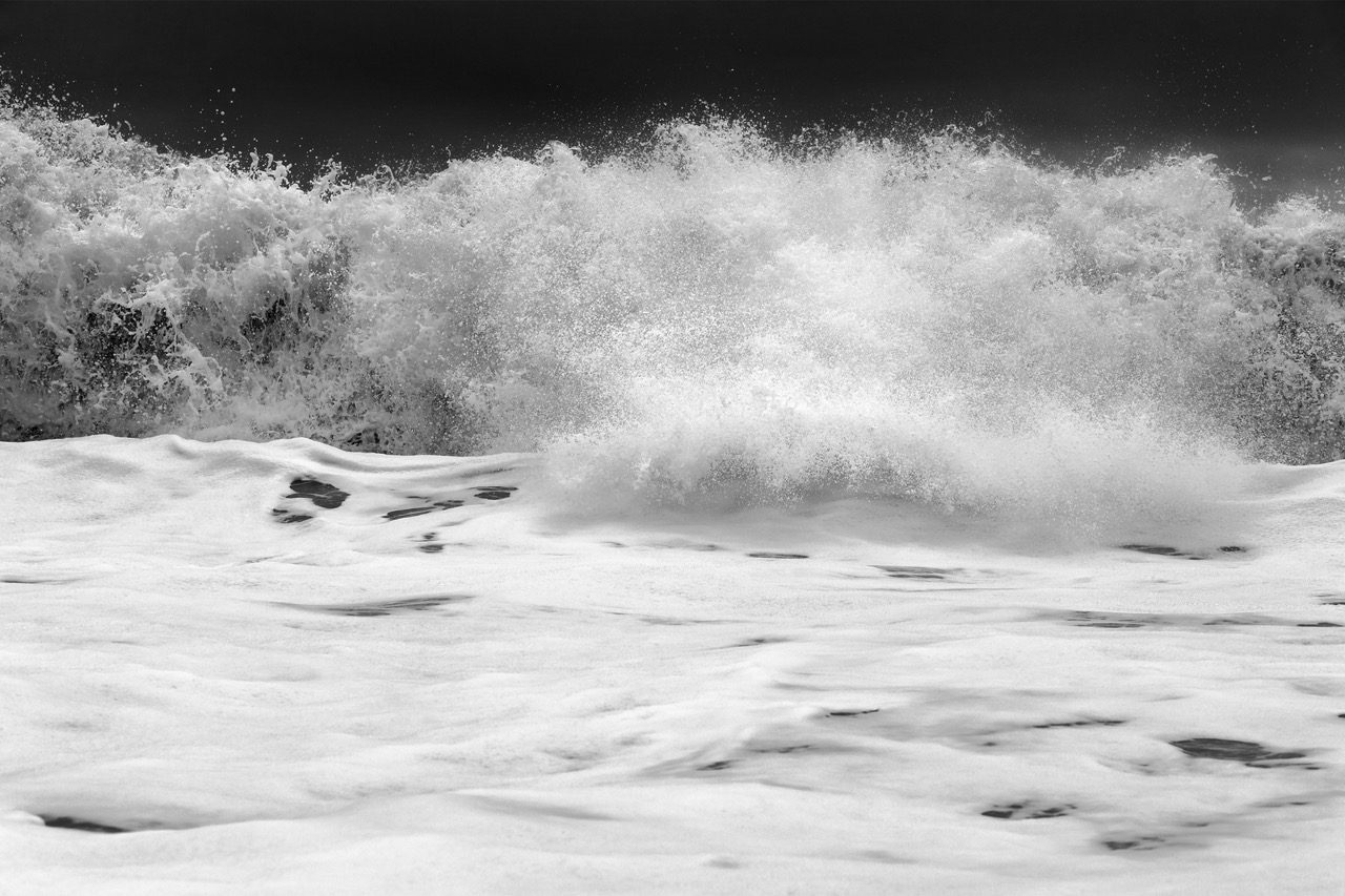 Clifford Ross Hurricane LXXX (Variant A)Archival pigment print 48 x 68 inches (121.9 x 172.7 cm) Edition of 5
