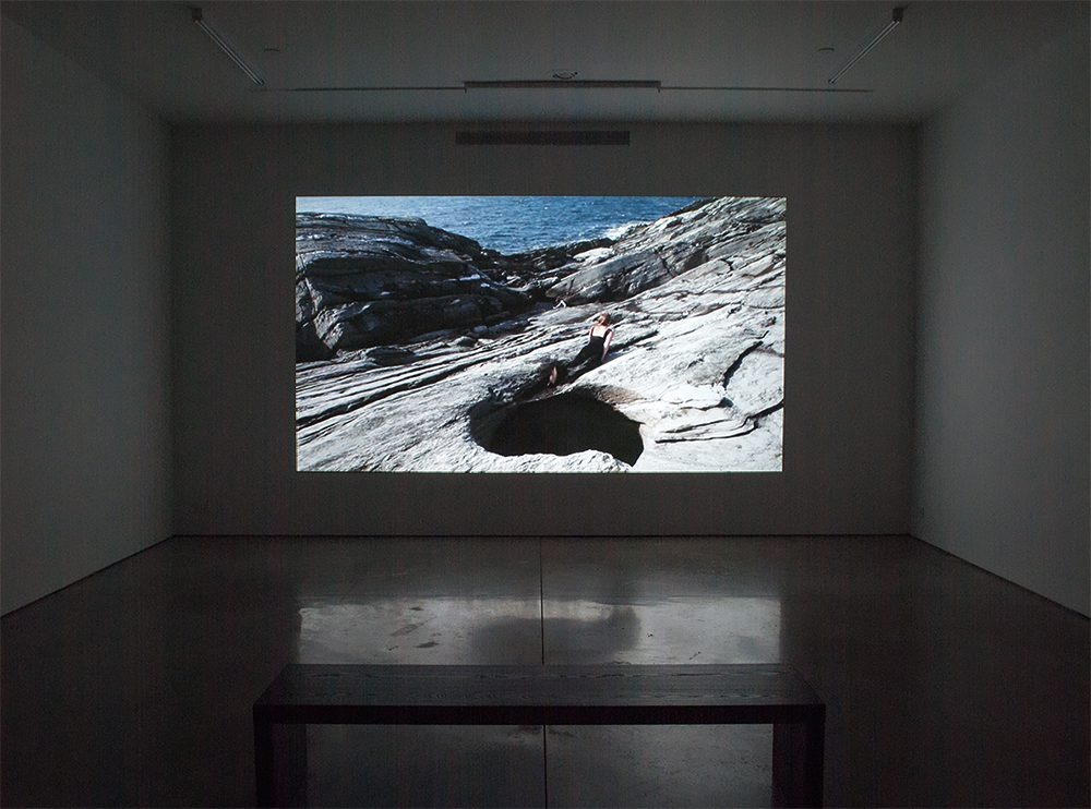 Mariam Ghani + Erin Ellen Kelly, Like Water From a Stone, 2014, HD video, stereo sound, RT:20:10